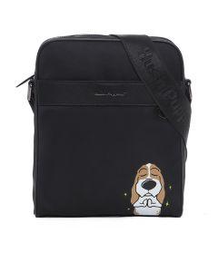 Jason C Sling Bag 218 In Black