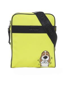 Jason C Sling Bag 218 In Yellow