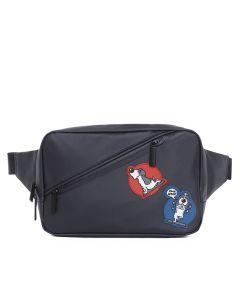 Jason A Waist Bag 217 In Navy