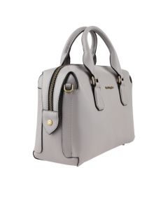Cardinal Satchel In Grey 51cc8f5fd7