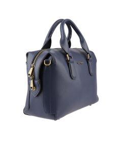 Cardinal Satchel In Navy