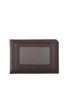Gift 2 In 1 Card Holder 88 In Dark Brown