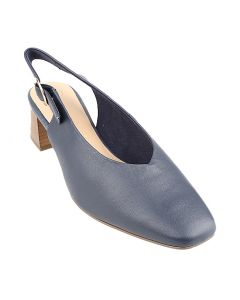 Athena Slingback In Navy