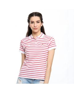 Margot Polo In Red